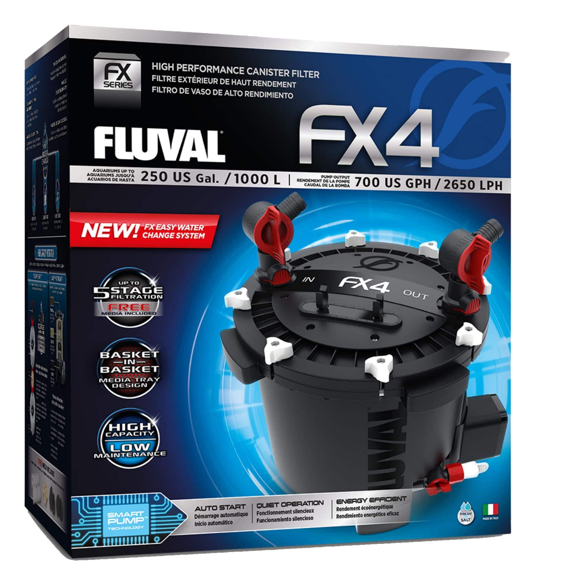 Fluval FX Series Filters $139.99