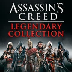 Assassin's Creed Legendary Collection Digital Bundle $60 (Playstation Store)