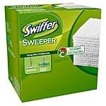 buy 3 Swiffer Sweeper Dry Pad Refills Unscented 37 count - $7.99 = $24 + get a $10 Target Gift card Free