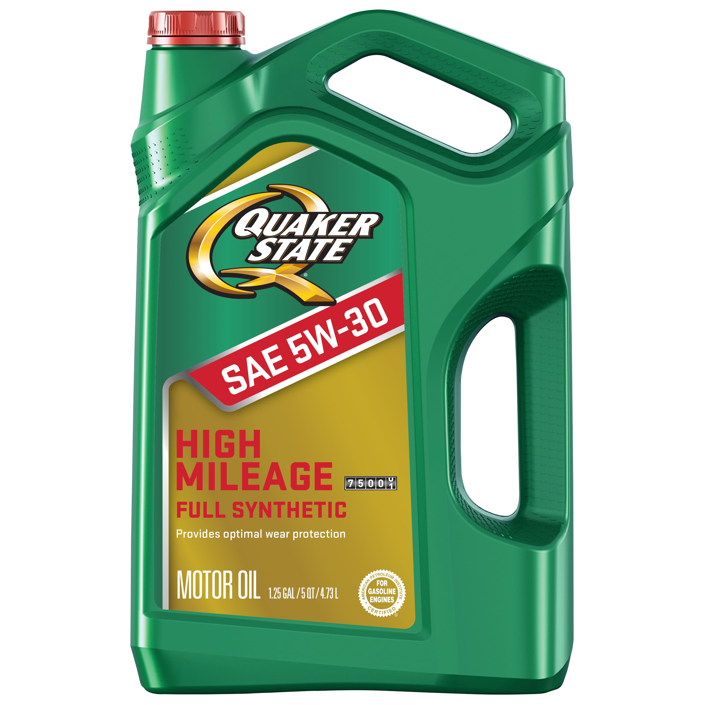 YMMV Quaker State oil at Walmart