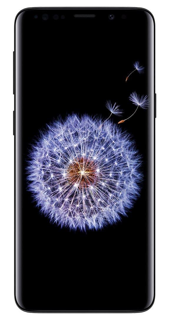 Cricket Samsung Galaxy S9 64GB w/ minimum $55 plan $405