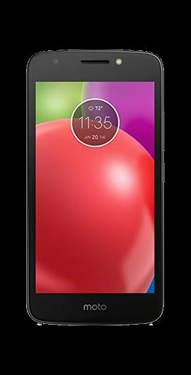 Tello: Unlocked Motorola Moto E4 or LG Tribute Dynasty (Refurb) + 1