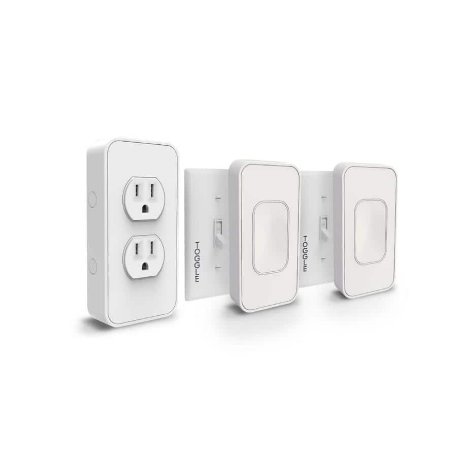 Lowes, Switchmate Automation Smart Kit, Two switch and two plugs ...