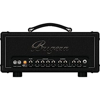 Prime Members: Bugera Trirec Infinium 100W guitar tube amp head $406.36 (+ tax, if any) or lower @ Amazon