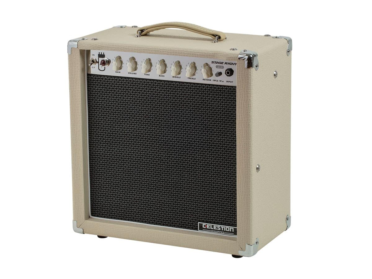Monoprice: 15-Watt 1x12 Guitar Combo Tube Amplifier with Celestion Speaker & Spring Reverb for $143.99 after promo code JOLLY with Free Shipping