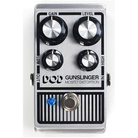 DOD Gunslinger Distortion Pedal $29.95 with Free Shipping @ Adorama