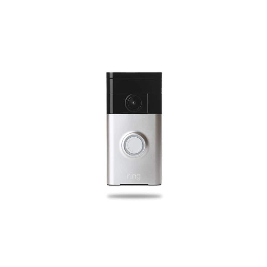 Ring Video doorbell $169 after $30 instant rebate Lowes YMMV B&M