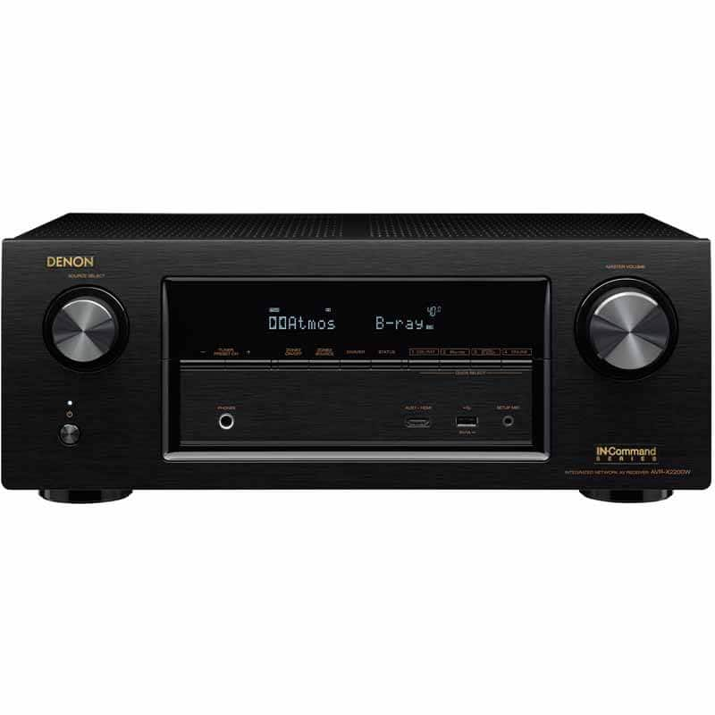 Frys - Denon AVR-X2200W 7.2-channel HDCP 2.2 Full 4K Ultra HD A/V Receiver for $399 + free shipping