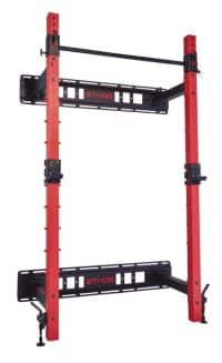 ETHOS Folding Wall Squat Rack 399.99 + 10% off
