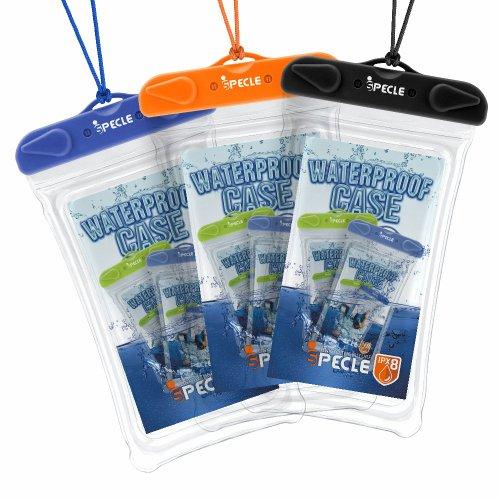iSpecle 3-Pack Waterproof Phone Case - $10.49 + FSSS