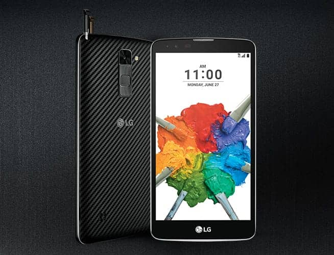 LG Stylo 2 Plus - includes case (MetroPCS) - FREE (with Port