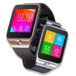 $63.90@ebay Indigi Universal 2-in-1 Bluetooth Wireless SmartWatch Phone w/ Pedometer Sleep Monitor
