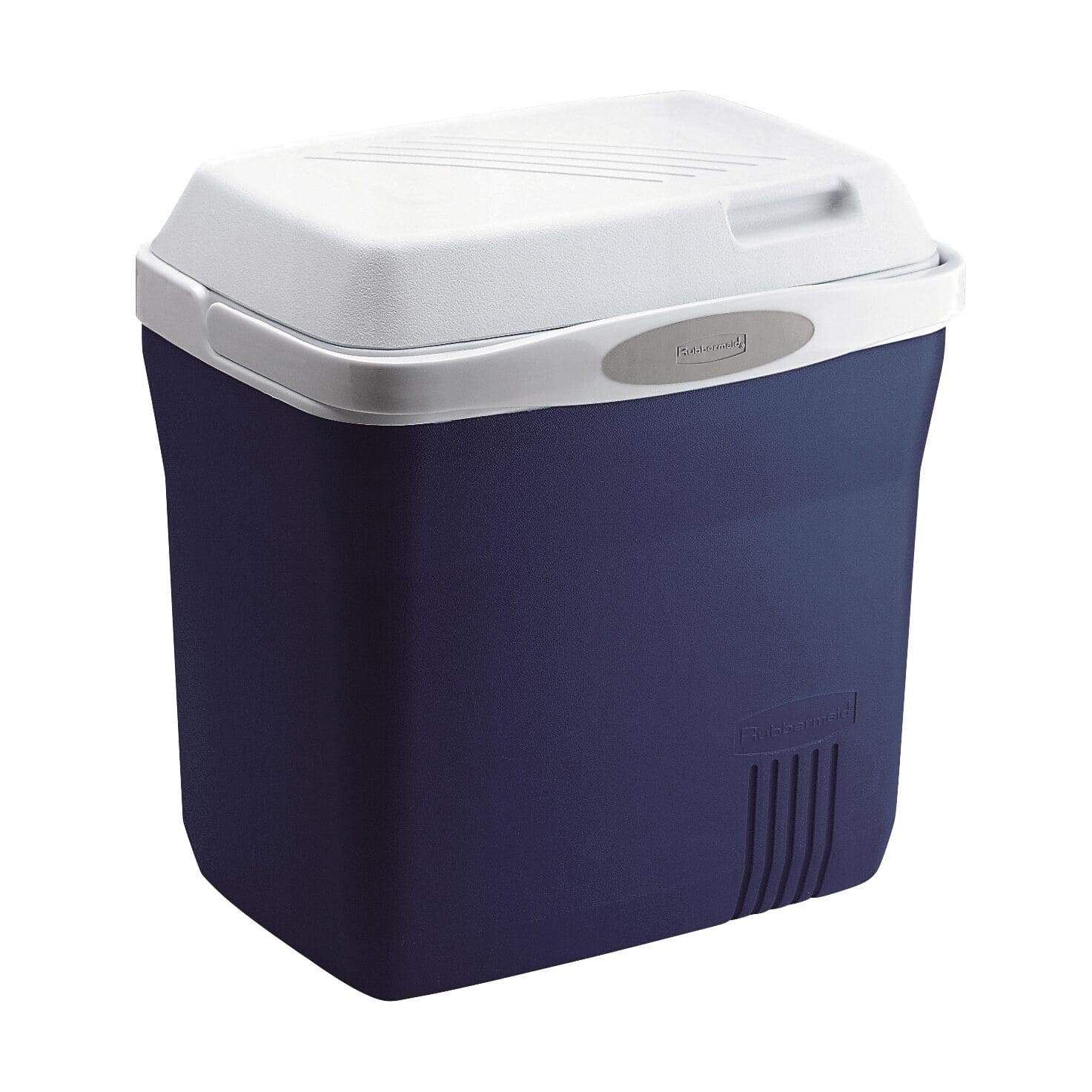 20-Quart Rubbermaid Cooler (Blue)  w/ Free Store Pickup $9.98