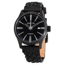 Invicta I-Force Automatic Men's Leather Watches $49.99 + Free Shipping