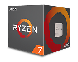 AMD Ryzen 7 1700X Processor &  AMD Ryzen 7 1700 Processor with Wraith Spire LED Cooler - $251.99 & $241.99, respectively.  Free 2-day Shipping on Amazon Prime