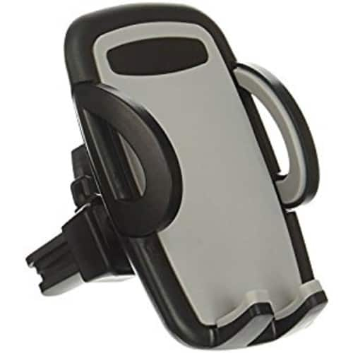 ilikable Air Vent Car Mount Holder $5.99 with 360 Rotation and Release Button for Cell Phone iPhone Smartphone Android GPS Devices - Black [air vent car holder]