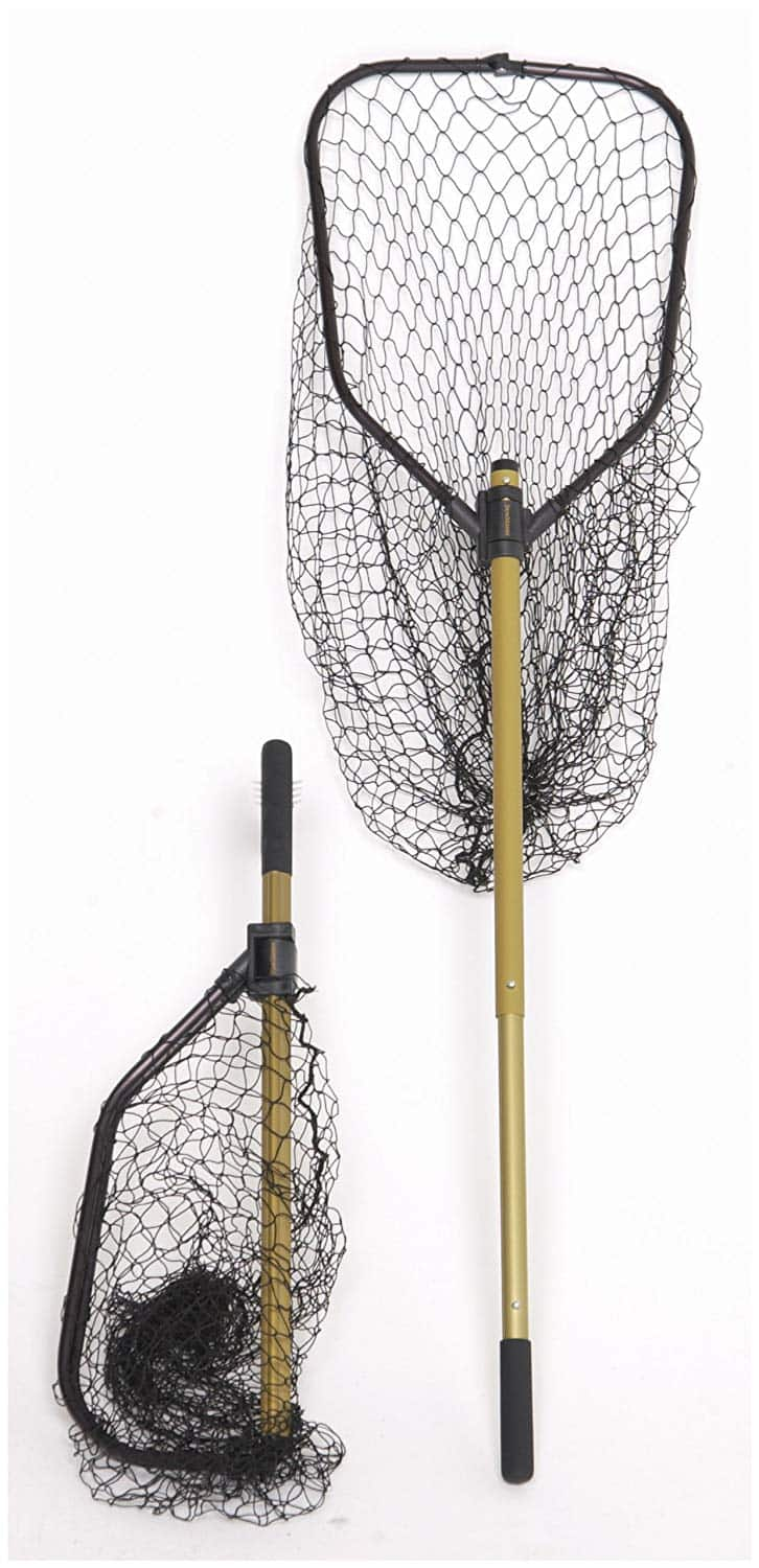 StowMaster Tournament Series Kayak Net with StowCase - $53.43 + tax, FS w/ prime