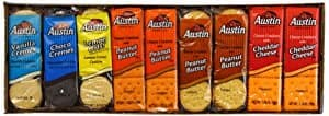 Austin Cookies and Crackers Variety Pack, 45 Count at Amazon S&S+30% off= $5.49