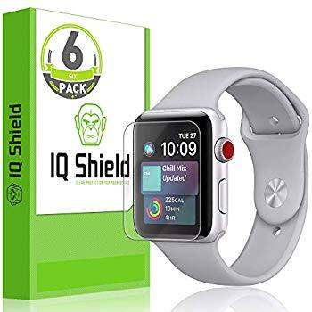 [6pack] Apple Watch Screen Protector 38/42mm - $2.35 FS with Amazon
