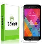 IQShield LiquidSkin iPhone 6 / iPhone 6S AND iPhone 6 Plus / iPhone 6S Plus Screen Protector 50 ¢ @ Amazon.com