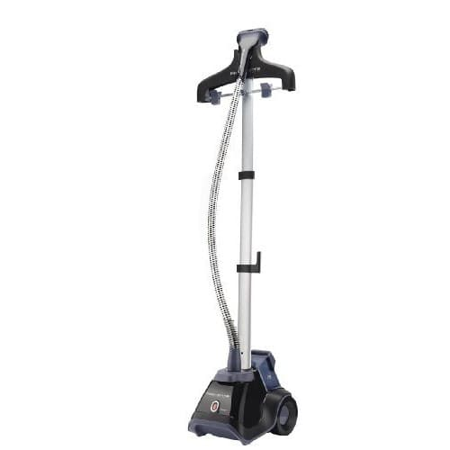 Rowenta IS6200 Compact Valet Full Size Garment and Fabric Steamer with Foot Operated On-Off Switch, 1500-Watt, Blue $62.69