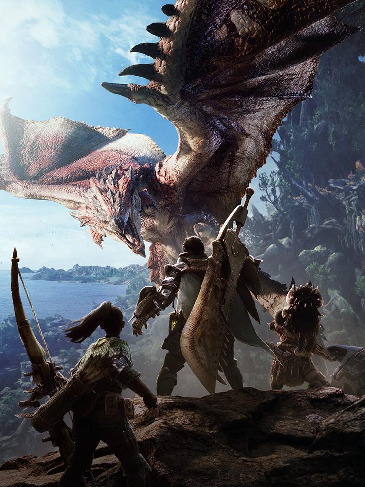 GameFly Used: Monster Hunter World and Assassin's Creed Origin - $19.99