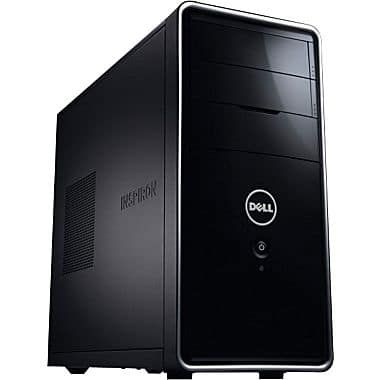 Dell Inspiron Desktop Computer (660) Intel I5/8GB RAM/1TB $399.99 Staples.com