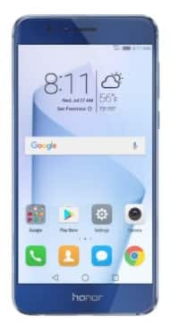 Huawei Honor 8 Unlocked Smartphone: 64GB $250 or 32GB Saphire Blue $229.99