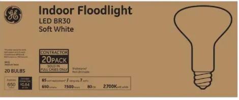 Ge Light Bulbs Save upto 40% on select ge led light bulb multi packs