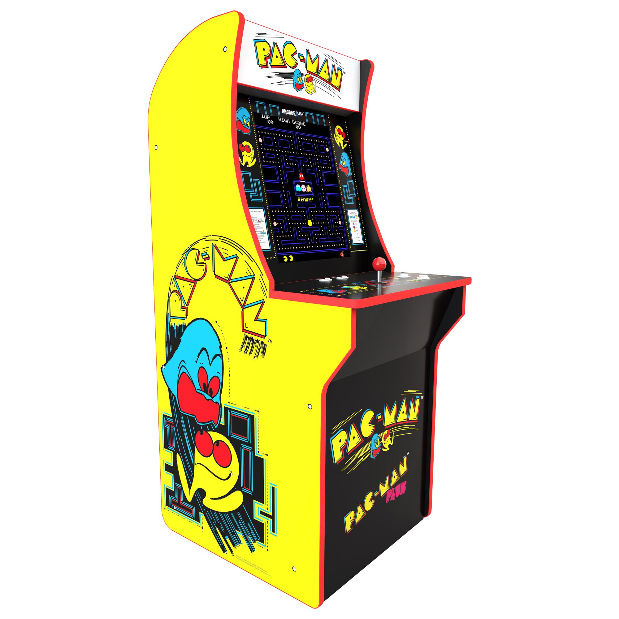 Pacman Arcade Machine Arcade1up 4ft 199