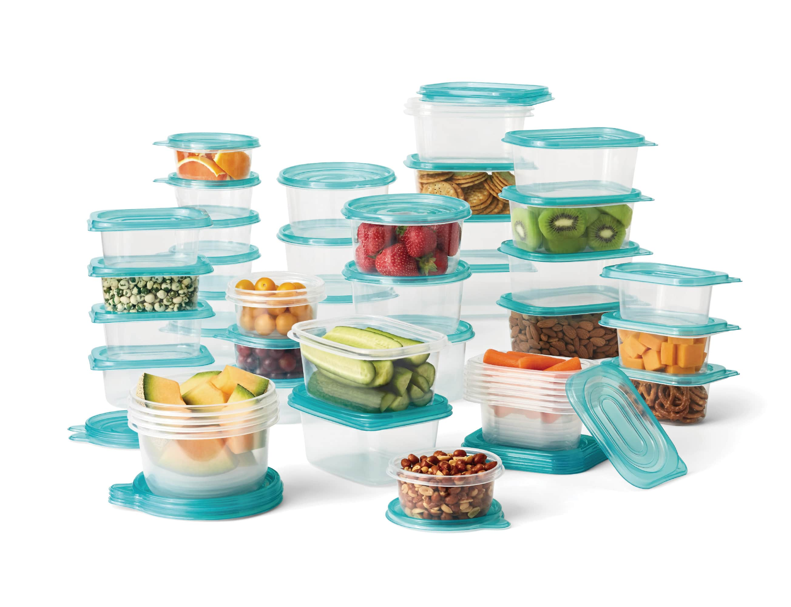 Mainstays 92 Piece Food Storage Container Set $8.96