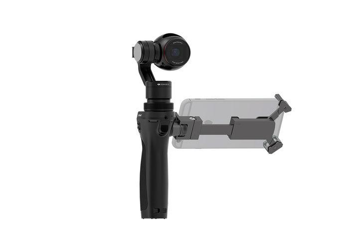 DJI Osmo Handheld Gimbal System with 4K Camera (DJI Refurbished Unit) for $349
