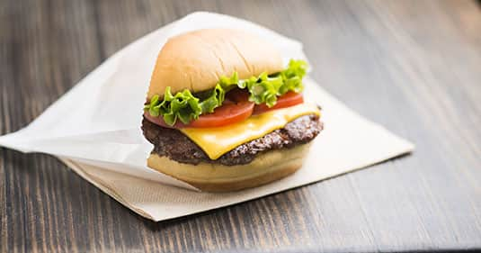 Shake Shack $5 off $20 using their Shack App