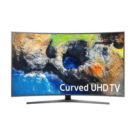 "65"" Samsung UN65MU7500 Curved 4K LED Smart HDR TV + $300 Walmart GC - $999.95"