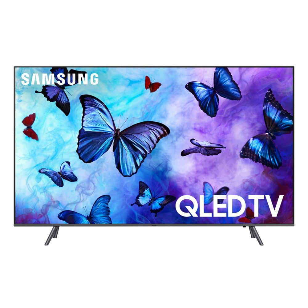Samsung QLED $899.99+ 20% off using Microcenter store card, plus 48 mo 0% financing