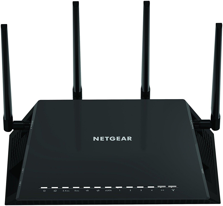 Netgear Nighthawk X4S AC2600 Dual-Band Gigabit Router - Slickdeals.net