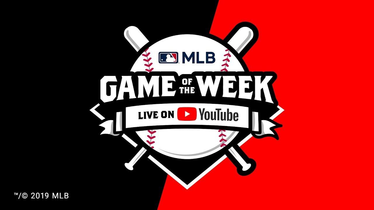 [PSA] Free MLB games on YouTube.
