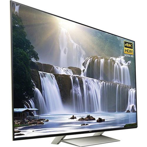Sony XBR-65X930E 65-inch 4K HDR Ultra HD Smart LED TV (2017 Model) - $1599
