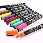 LINKYO Chalk Markers Labor Day Sale on Amazon. $14.77 + 45% off = $8.12. Free shipping with Amazon Prime