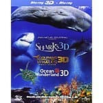 Jean-Michel Cousteau 3d Film Trilogy [Blu-ray] [Amazon.com UK import] 13.99 [Lowest Price Ever]