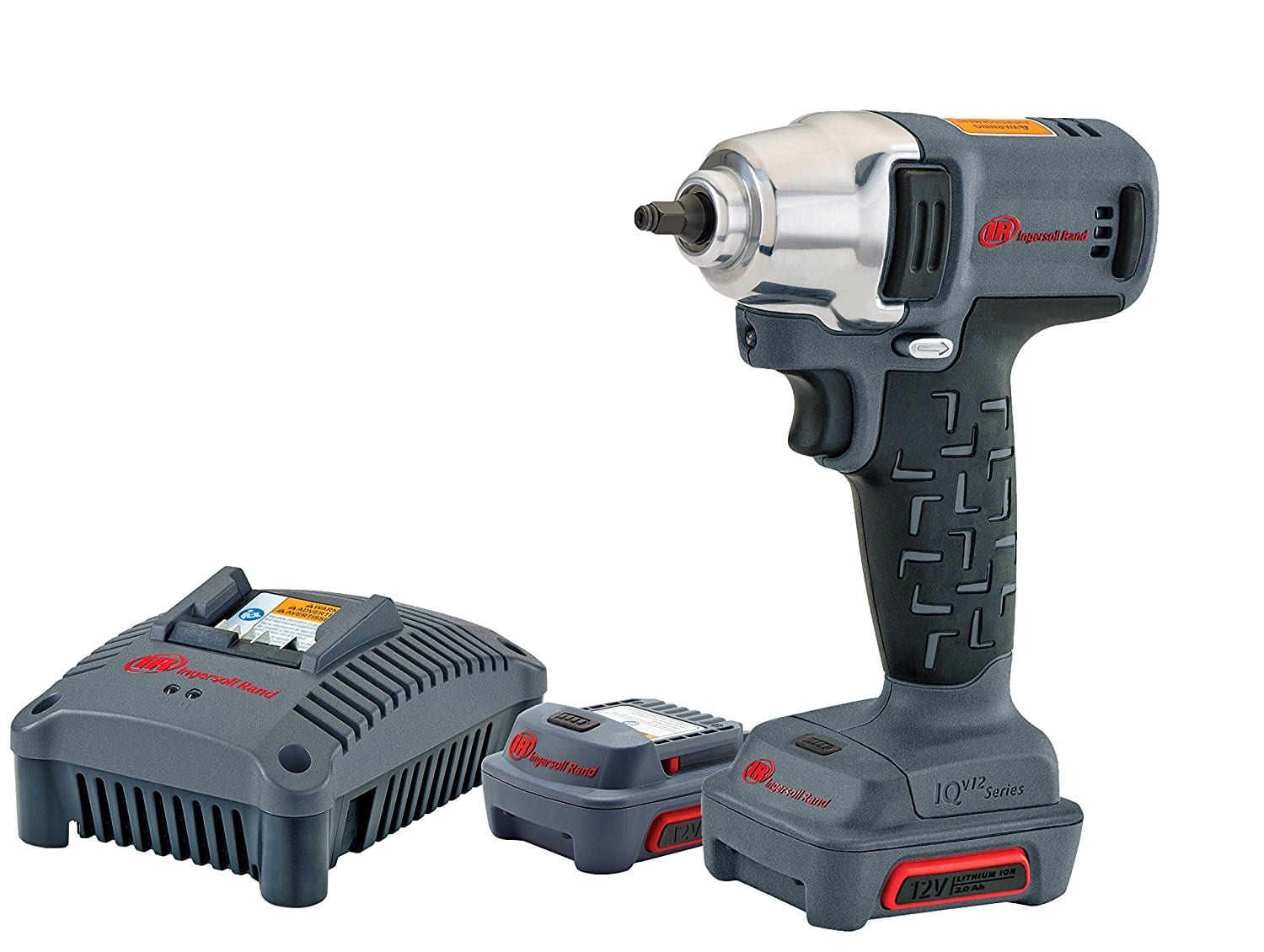 """Ingersoll Rand W1120-K2 1/4"""" 12V Impact Wrench Kit AT Costco $49.97."""