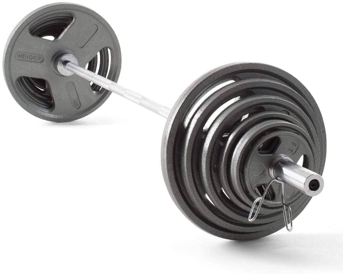 210 Lb. Hammertone Olympic Weight Set $299.99, Free Shipping