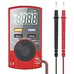 Newegg - Etekcity UT120C Palm Size Ultra-Portable Auto Ranging Auto-off Digital Multimeter $16.99 with free shipping