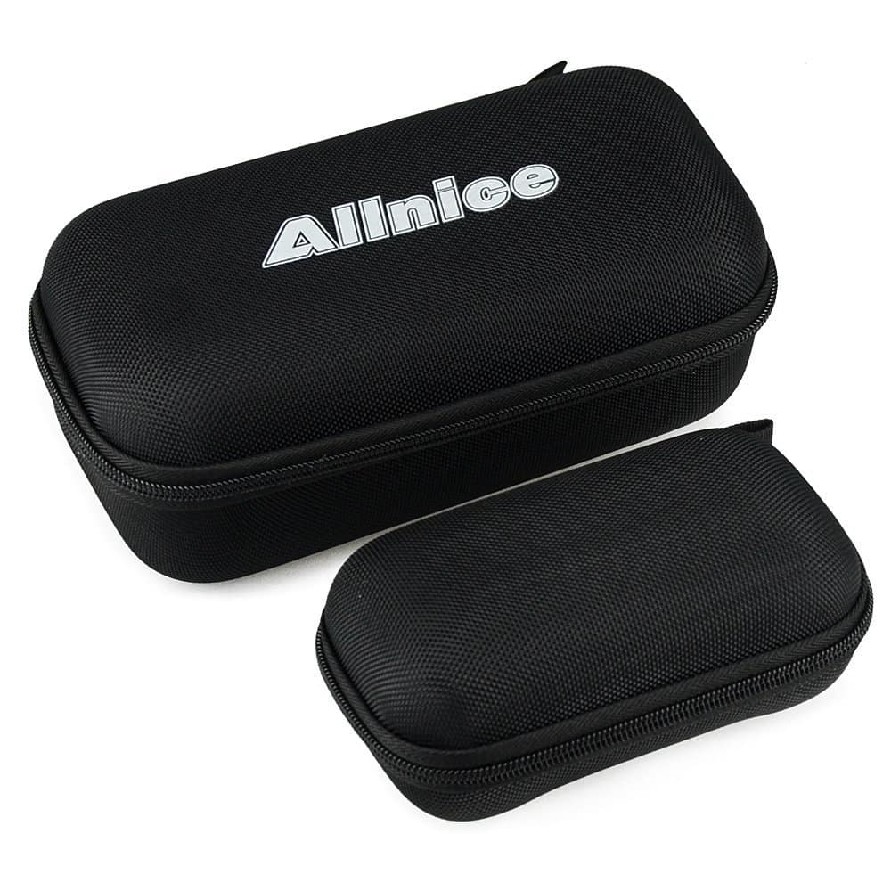 Allnice DJI Mavic Pro Carry Case Organizer Drone Body Carry Bag and Remote Controller Case Mavic Pro Soft Storage Case Carrying Travel Bag Drone DJI Mavic Pro Accessories $5.19