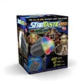 $15.99 - StarTastic Holiday Light Show ACTION Laser Light Projector 2017 Edition