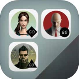 iOS Apps : Go Trilogy ($1.99)  and Hitman Sniper ($0.99)