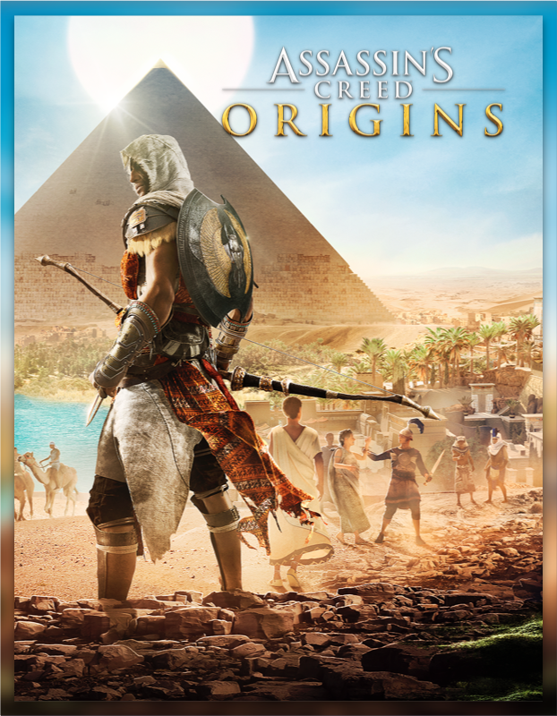 HumbleBundle Monthly: Assassin's Creed Origins + more $12