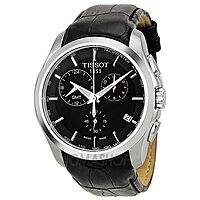 Tissot T-Trend Couturier Chrono GMT Watch for $  320 + FS at Jomashop