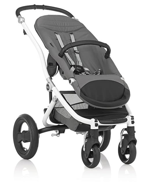 Britax Affinity Base Stroller (White) for $117 + FS @ Amazon