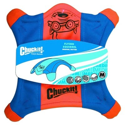 Chuckit! Flying Squirrel $3.74 *YMMV* B&M along with other Chuckit! dog toys at Target